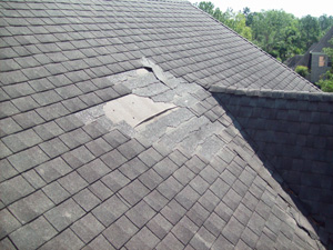 Leaky Roof Repair in Oklahoma City, Yukon, OK